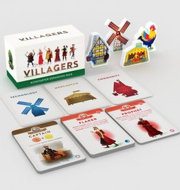 Sinister Fish Games Villagers: Expansion Pack