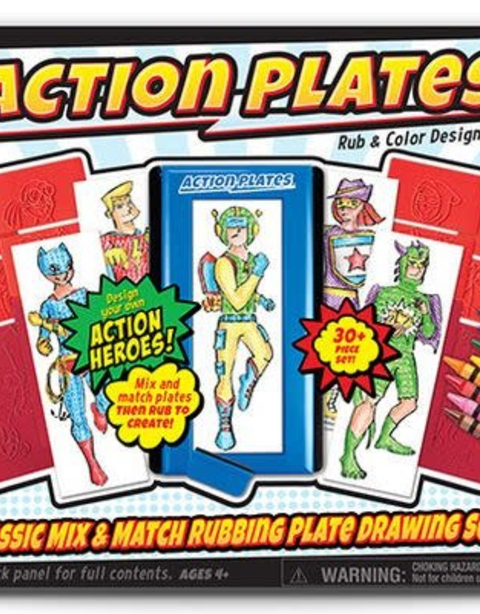 Action Plates Action Plates Deluxe Kit