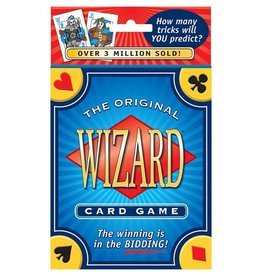 US Games Systems Wizard Card Game