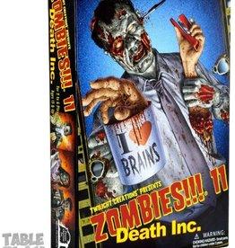 Twilight Creations Zombies!!!: 11 Death Inc.