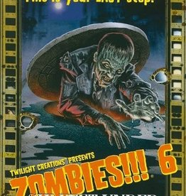 Twilight Creations Zombies!!!: 6 Six Feet Under