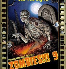 Twilight Creations Zombies!!!: 9 Ashes to Ashes