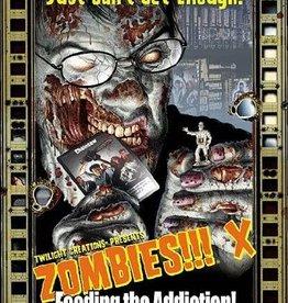 Twilight Creations Zombies!!!: X Feeding the Addiction