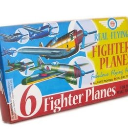 House of Marbles Real Flying Fighter Planes Kit