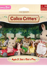 Calico Critters: Apple & Jake's Ride 'n Play