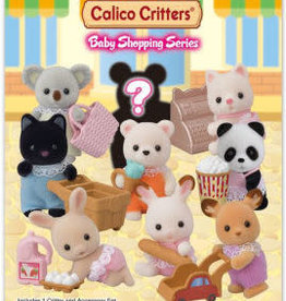 Calico Critters: Baby Collectibles - Baby Shopping Series