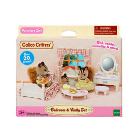 Calico Critters: Bedroom & Vanity Set