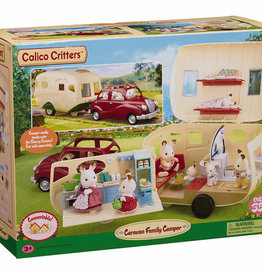 Calico Critters: Caravan Family Camper