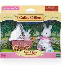 Calico Critters: Connor & Kerri's Carriage Ride