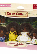 Calico Critters: Pickleweeds Hedgehog Family