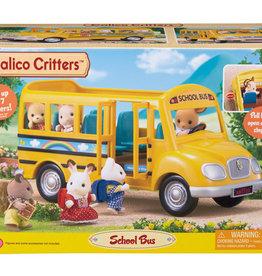 Calico Critters: School Bus