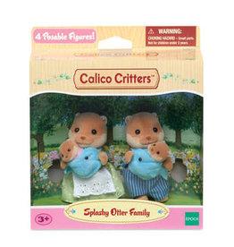 Calico Critters: Splashy Otter Family