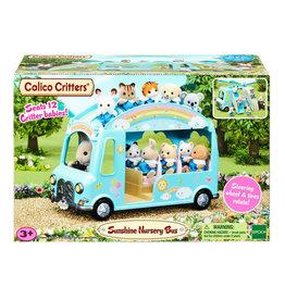 Calico Critters: Sunshine Nursery Bus
