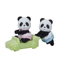 Calico Critters: Wilder Panda Bear Twins