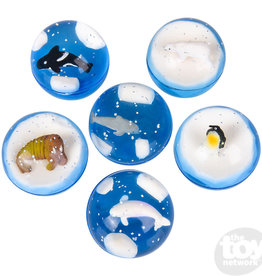 "The Toy Network 1.75"" Arctic Hi-Bounce Ball"