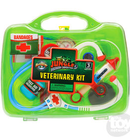 The Toy Network 10 Piece Veterinarian Kit
