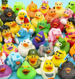 "The Toy Network 2"" Assorted Rubber Duckie"