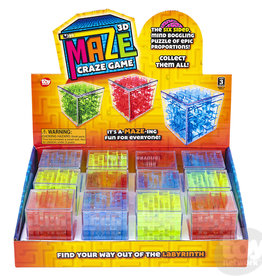 "The Toy Network 2"" Puzzle Cube Game"