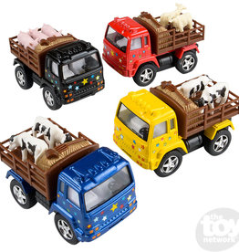 "The Toy Network 3.25"" Die Cast Farm Truck"