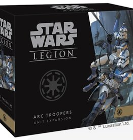Fantasy Flight Games Star Wars Legion: Arc Troopers