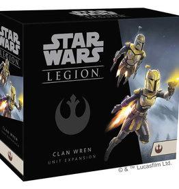 Fantasy Flight Games Star Wars Legion: Clan Wren Unit