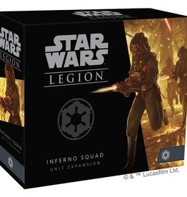 Fantasy Flight Games Star Wars Legion: Inferno Squad Unit