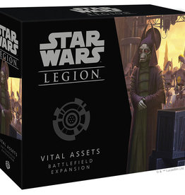 Fantasy Flight Games Star Wars Legion: Vital Assets Battlefield Expantion