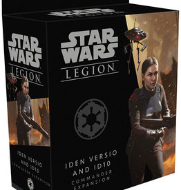 Fantasy Flight Games Star Wars Legion: Iden Versio and ID10