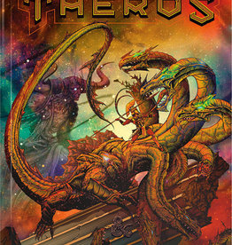 Wizards of the Coast D&D 5e: Mythic Odysseys of Theros Limited Edition Cover
