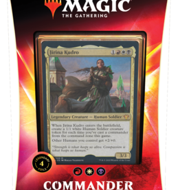 Wizards of the Coast Magic the Gathering: Ikoria Commander Ruthless Regiment