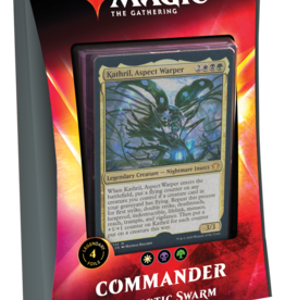 Wizards of the Coast Magic the Gathering: Ikoria Commander Symbiotic Swarm