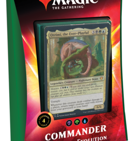 Wizards of the Coast Magic the Gathering: Ikoria Commander Enhanced Evolution
