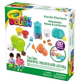 Crayola Crayola Dough Farm Playset