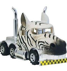 Truckin Trekker Truckin Trekker Zebra