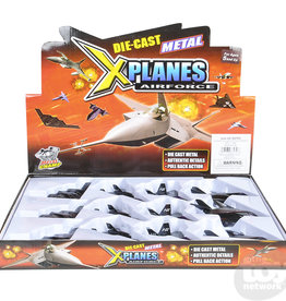 """The Toy Network 5"""" Diecast Pullback Stealth Bomber"""