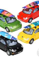 "The Toy Network 5"" New Beetle With Surfboard"