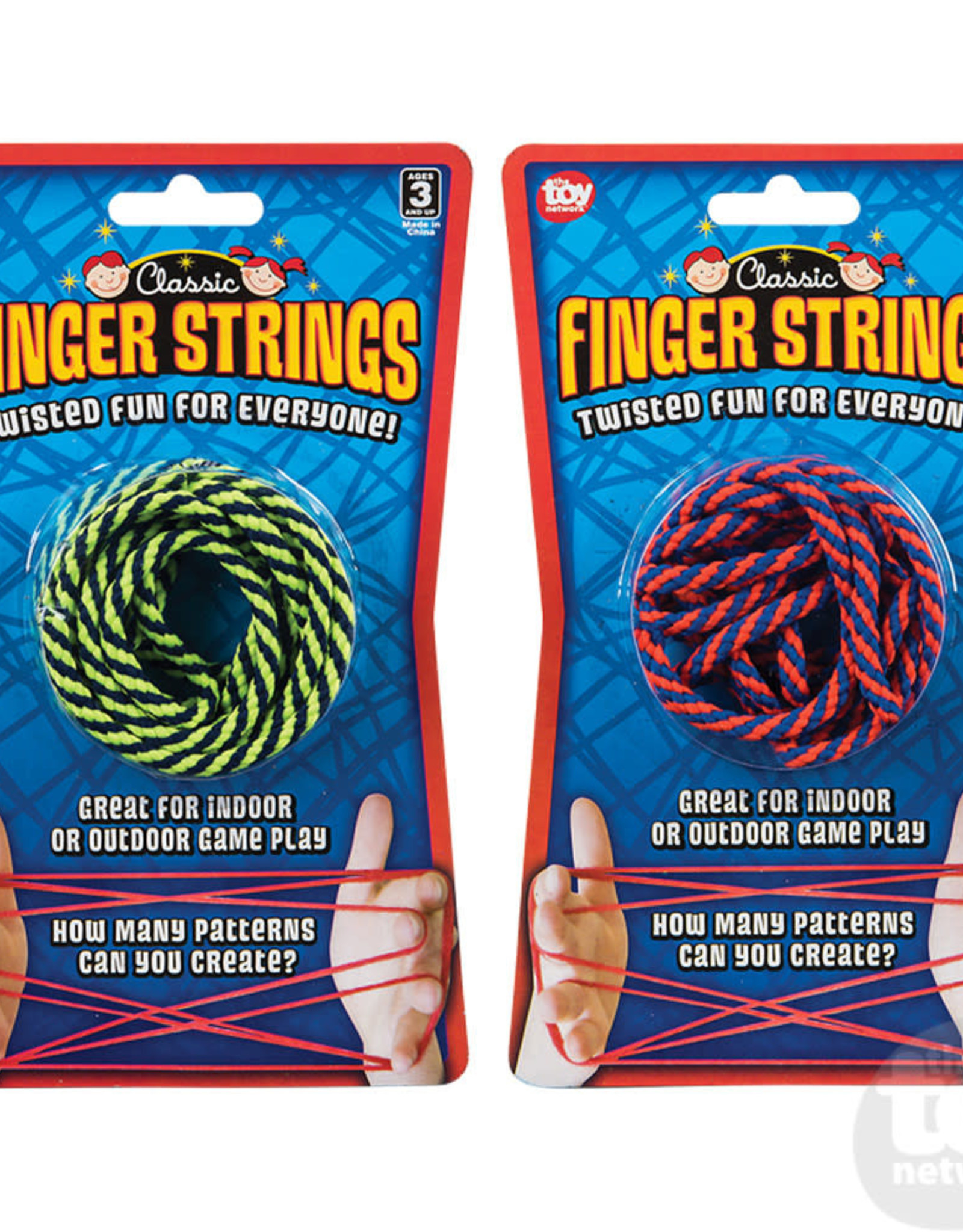 "The Toy Network 63"" String Game"