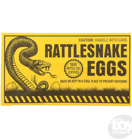 The Toy Network Joke Rattlesnake Egg Envelope