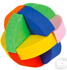 The Toy Network Puzzle Ball Eraser