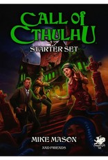 Chaosium Inc. Call of Cthulhu Starter Set