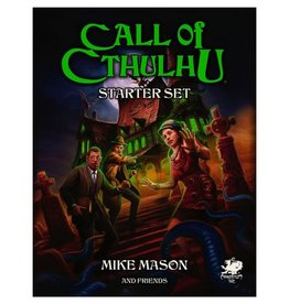 Chaosium Inc. Call of Cthulhu Starter Set