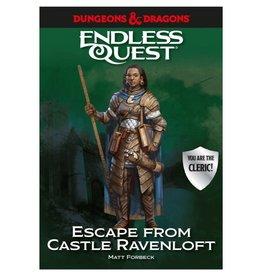 Penguin Random House D&D Endless Quest: Escape from Castle Ravenloft