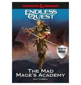 Penguin Random House D&D Endless Quest: The Mad Mage's Academy
