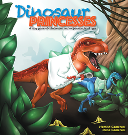 Dinosaur Princesses RPG