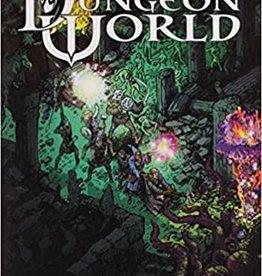 Burning Wheel Dungeon World RPG