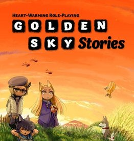 Star Line Publishing Golden Sky Stories: Heart-Warming Role-Playing