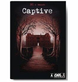 Van Ryder Games Graphic Novel Adventures: Volume 1 Captive