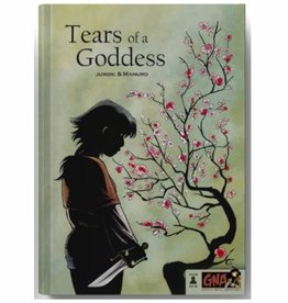 Van Ryder Games Graphic Novel Adventures: Volume 2 Tears of a Goddess