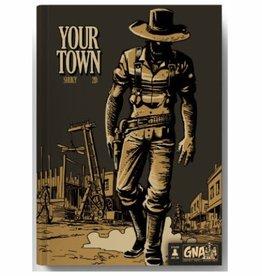 Van Ryder Games Graphic Novel Adventures: Volume 4 Your Town