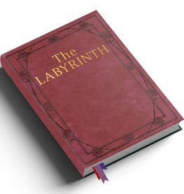 River Horse Jim Henson's Labyrinth The Adventure Game RPG